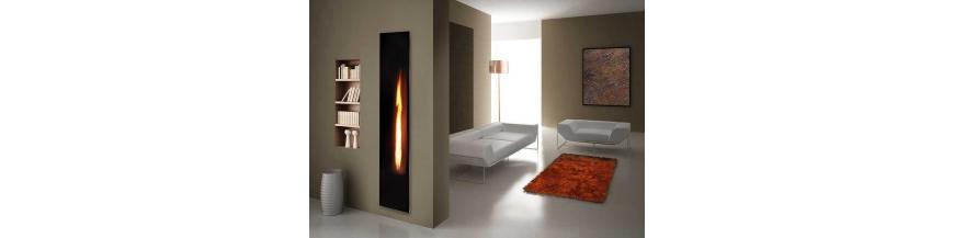 Foyers & inserts à gaz