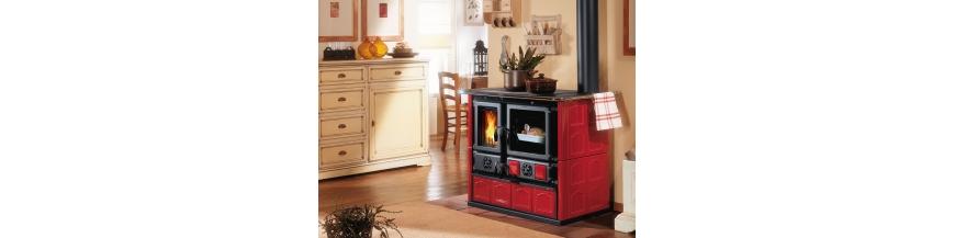 Cuisinières à bois et charbons