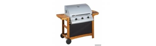 Barbecue à gaz Invicta