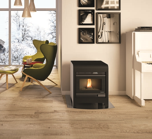 profitez de prix d 39 enfer sur ce po le granul s palazetti. Black Bedroom Furniture Sets. Home Design Ideas