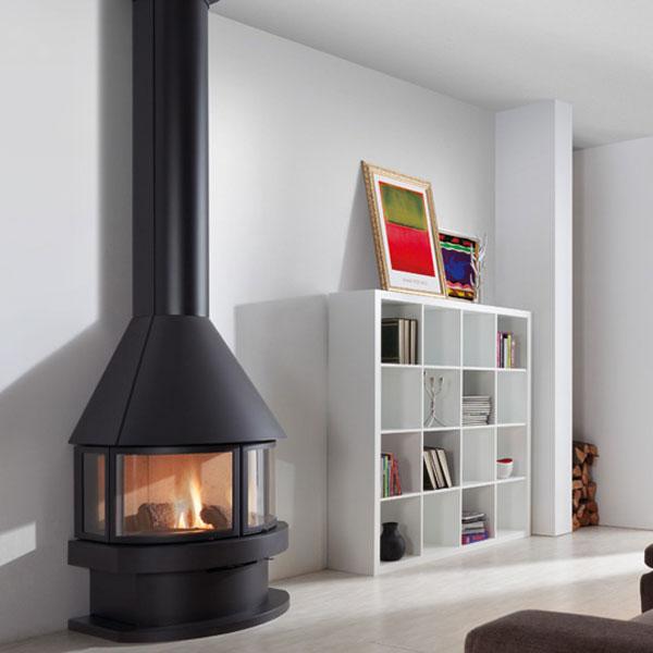 profitez du destockage sur la chemin e m tallique rocal aitana. Black Bedroom Furniture Sets. Home Design Ideas