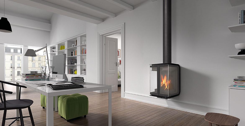 chemin e m tallique godin rocal oban offrez vous cette. Black Bedroom Furniture Sets. Home Design Ideas
