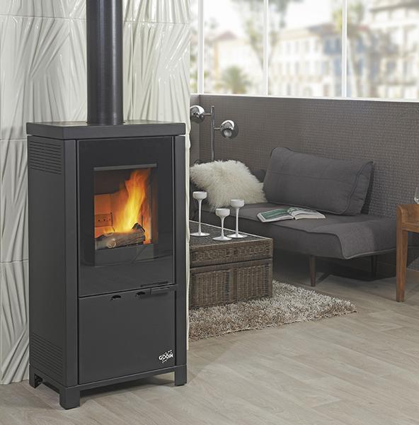 po le bois bbc godin le candor offrez vous le po le. Black Bedroom Furniture Sets. Home Design Ideas