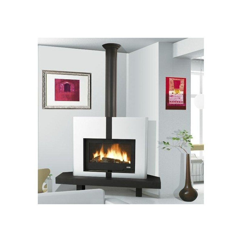 po le bois godin le petit meleze achetez votre po le. Black Bedroom Furniture Sets. Home Design Ideas