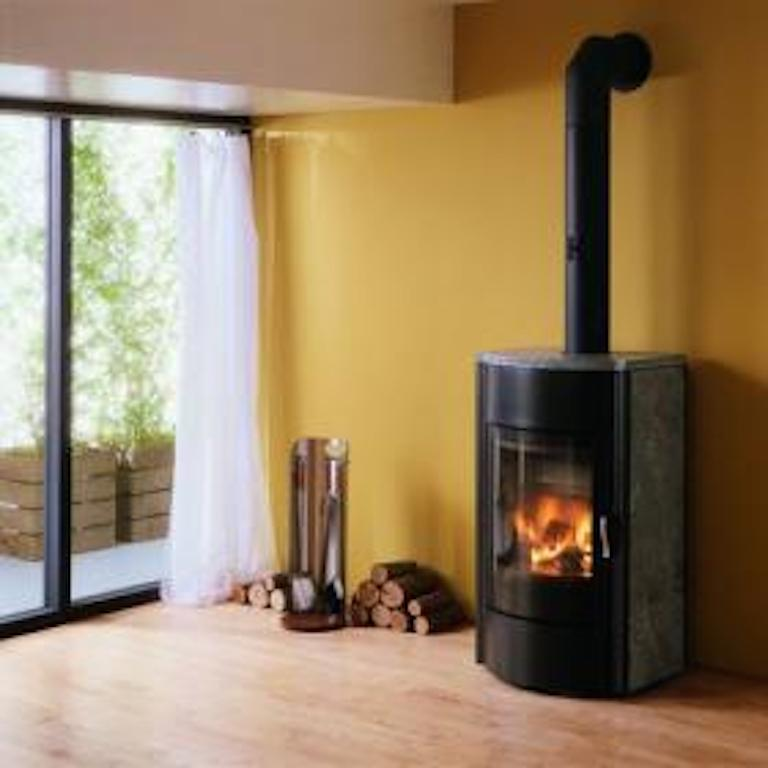 poele a bois palazzetti. Black Bedroom Furniture Sets. Home Design Ideas