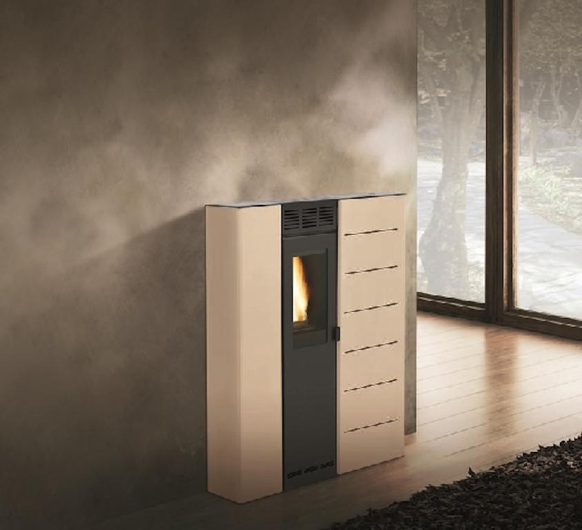 d p chez vous les prix sont la po le granul s palazzetti. Black Bedroom Furniture Sets. Home Design Ideas