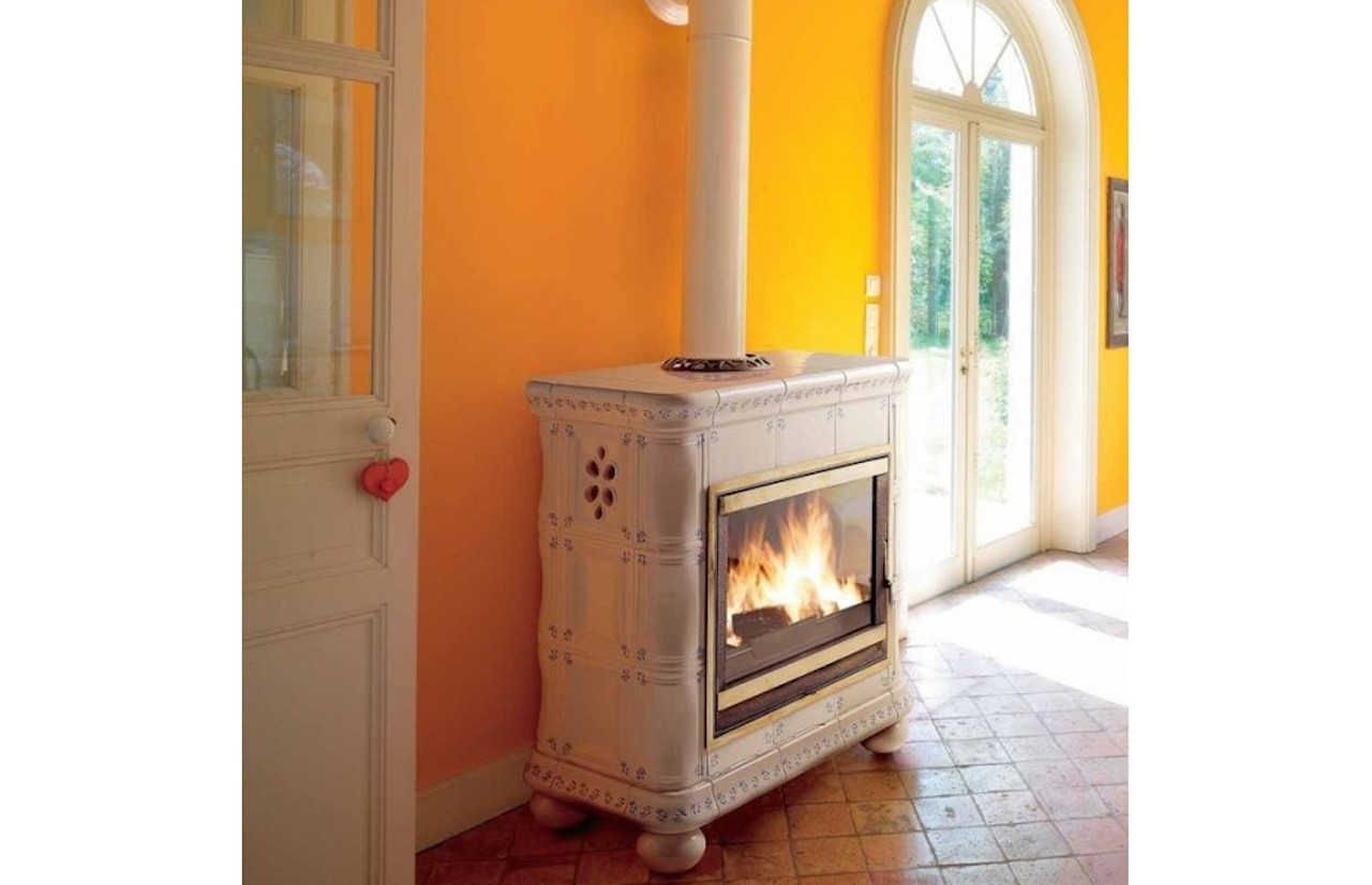 poele a bois invicta chamane pas cher. Black Bedroom Furniture Sets. Home Design Ideas